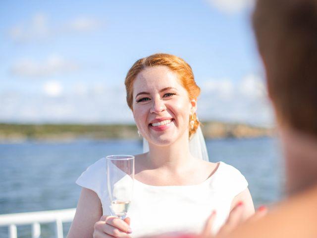 Le mariage de Elinor et Anders à Brest, Finistère 34