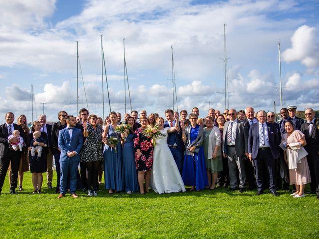 Le mariage de Elinor et Anders à Brest, Finistère 36