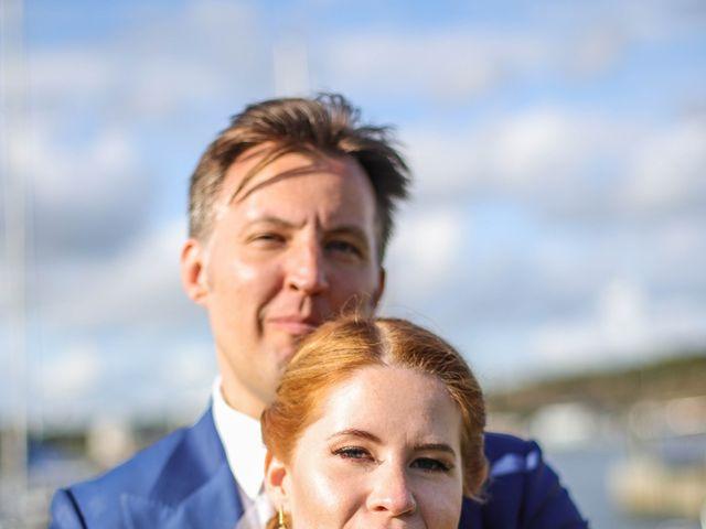 Le mariage de Elinor et Anders à Brest, Finistère 40