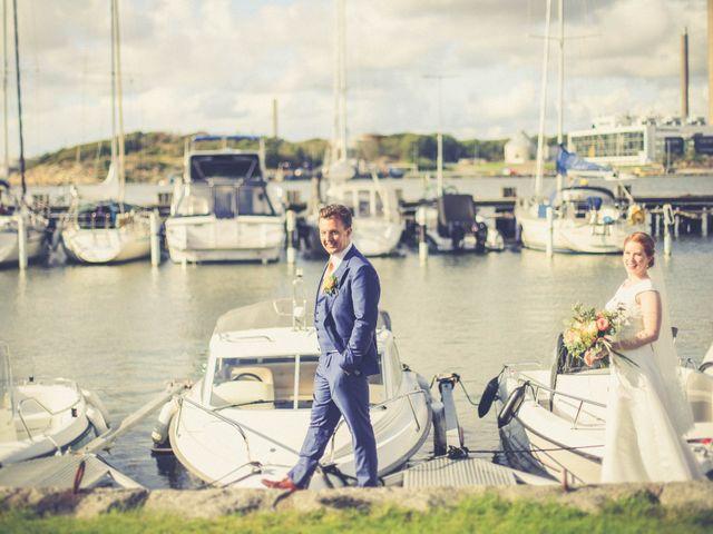 Le mariage de Elinor et Anders à Brest, Finistère 41