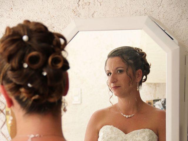 Le mariage de Cédric  et Mélanie à Commelle, Isère 7