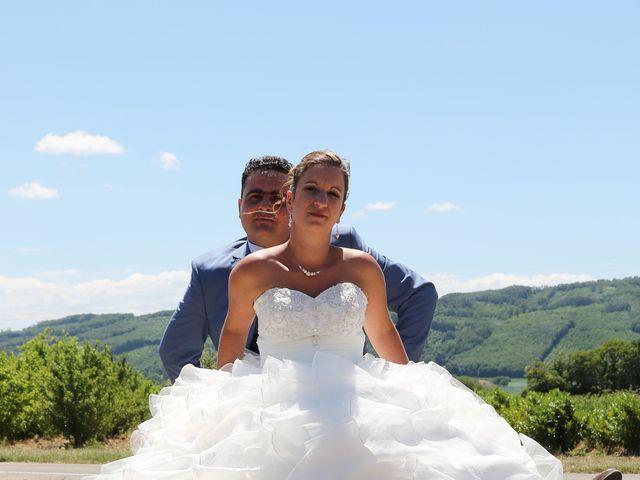 Le mariage de Cédric  et Mélanie à Commelle, Isère 8