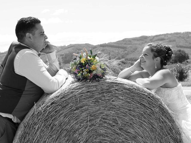 Le mariage de Cédric  et Mélanie à Commelle, Isère 2