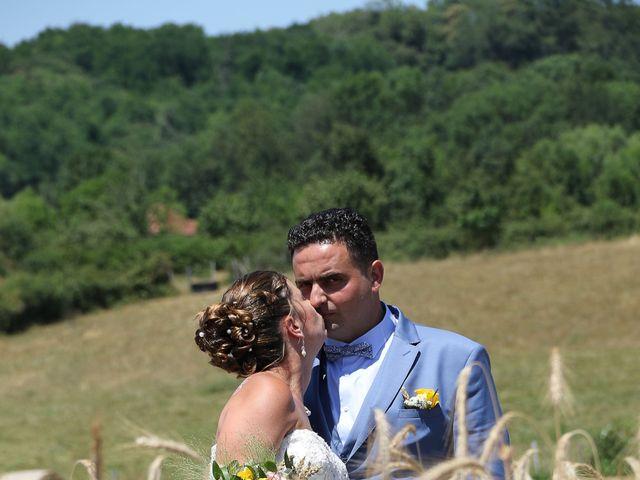 Le mariage de Cédric  et Mélanie à Commelle, Isère 9