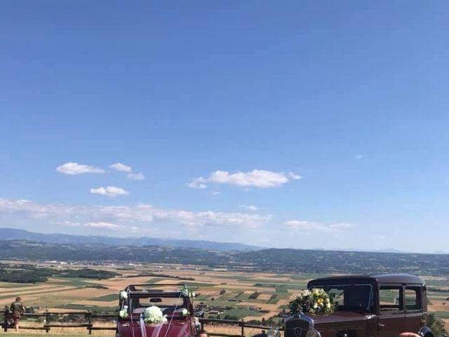 Le mariage de Cédric  et Mélanie à Commelle, Isère 12