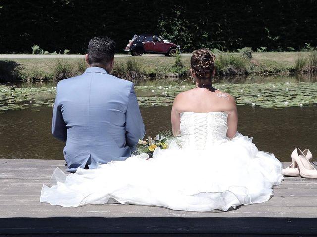 Le mariage de Cédric  et Mélanie à Commelle, Isère 19