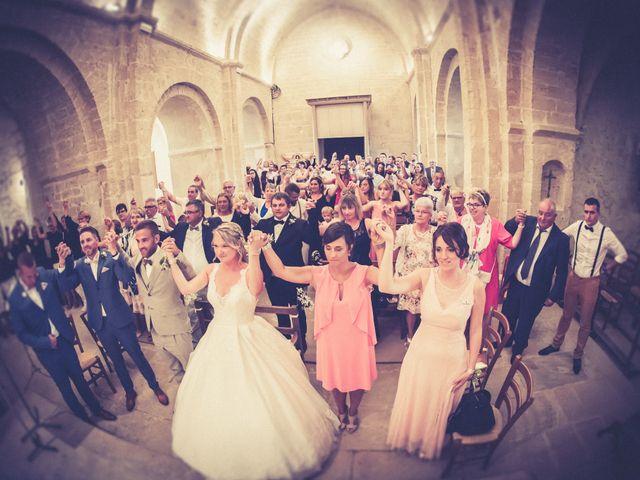 Le mariage de Vincent et Jessica à Grambois, Vaucluse 11