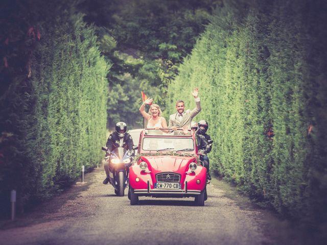 Le mariage de Vincent et Jessica à Grambois, Vaucluse 13