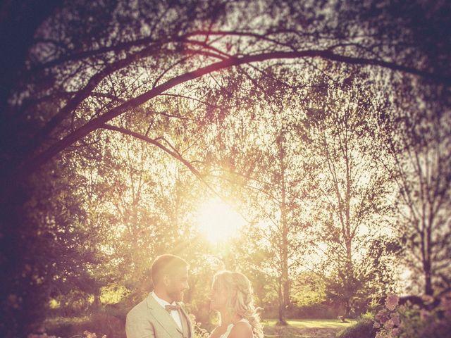 Le mariage de Vincent et Jessica à Grambois, Vaucluse 16