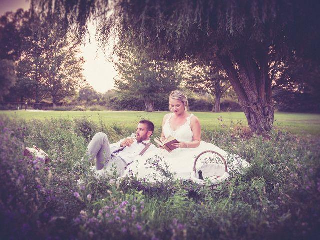 Le mariage de Vincent et Jessica à Grambois, Vaucluse 19