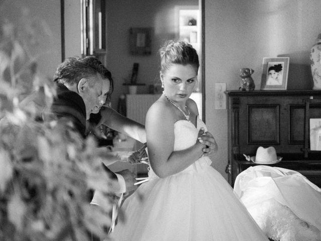 Le mariage de Jeason et Camille à Atur, Dordogne 1