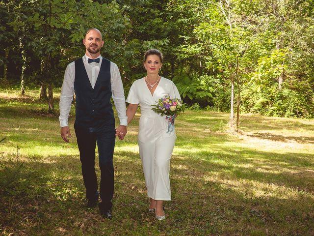 Le mariage de Jeason et Camille à Atur, Dordogne 2