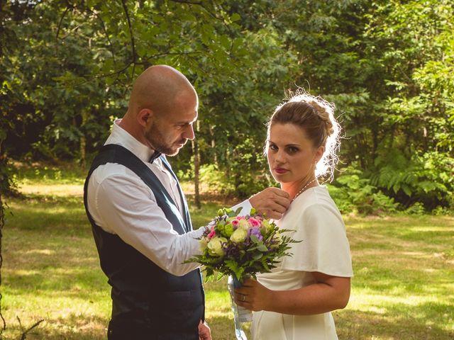 Le mariage de Jeason et Camille à Atur, Dordogne 9