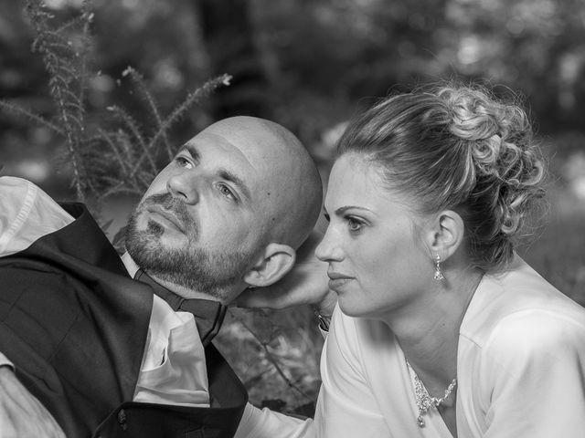 Le mariage de Jeason et Camille à Atur, Dordogne 12