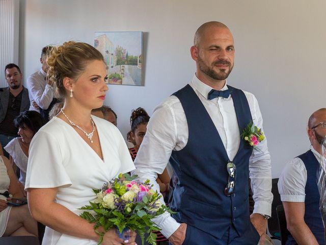 Le mariage de Jeason et Camille à Atur, Dordogne 14
