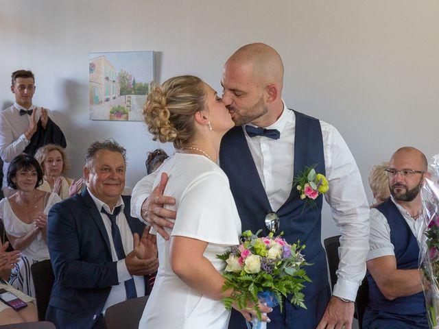 Le mariage de Jeason et Camille à Atur, Dordogne 15