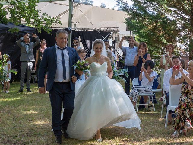 Le mariage de Jeason et Camille à Atur, Dordogne 24