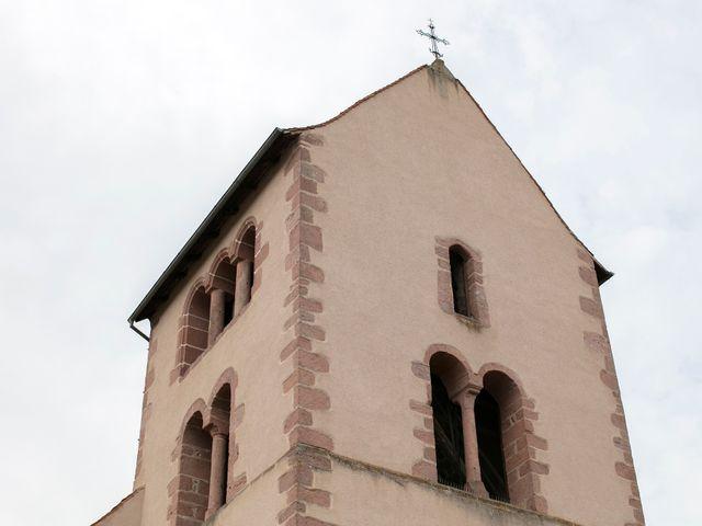 Le mariage de Maël et Anna à Neuve-Église, Bas Rhin 3