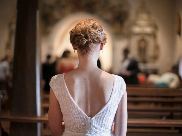 Le mariage de Maël et Anna à Neuve-Église, Bas Rhin 6
