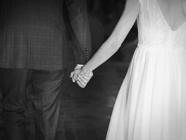 Le mariage de Maël et Anna à Neuve-Église, Bas Rhin 9