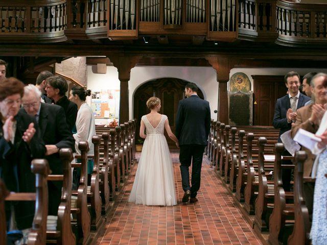 Le mariage de Maël et Anna à Neuve-Église, Bas Rhin 13