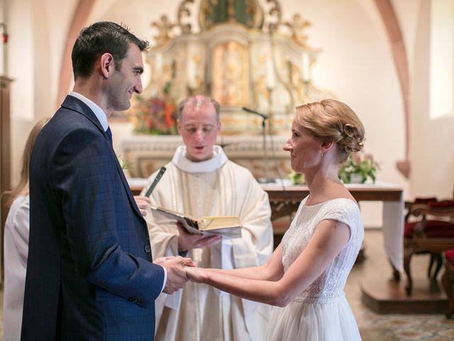 Le mariage de Maël et Anna à Neuve-Église, Bas Rhin 14