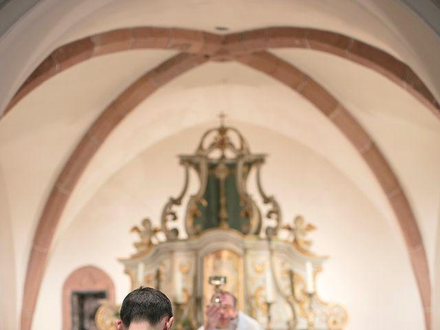 Le mariage de Maël et Anna à Neuve-Église, Bas Rhin 16