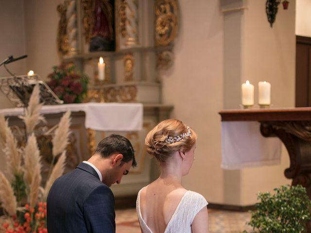 Le mariage de Maël et Anna à Neuve-Église, Bas Rhin 17
