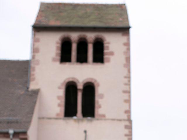 Le mariage de Maël et Anna à Neuve-Église, Bas Rhin 19