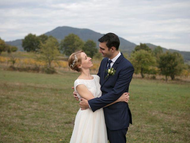 Le mariage de Maël et Anna à Neuve-Église, Bas Rhin 24