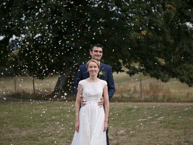 Le mariage de Maël et Anna à Neuve-Église, Bas Rhin 25