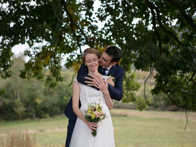 Le mariage de Maël et Anna à Neuve-Église, Bas Rhin 1