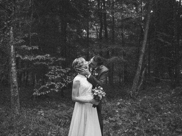 Le mariage de Maël et Anna à Neuve-Église, Bas Rhin 36
