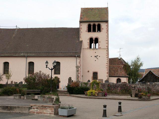 Le mariage de Maël et Anna à Neuve-Église, Bas Rhin 2