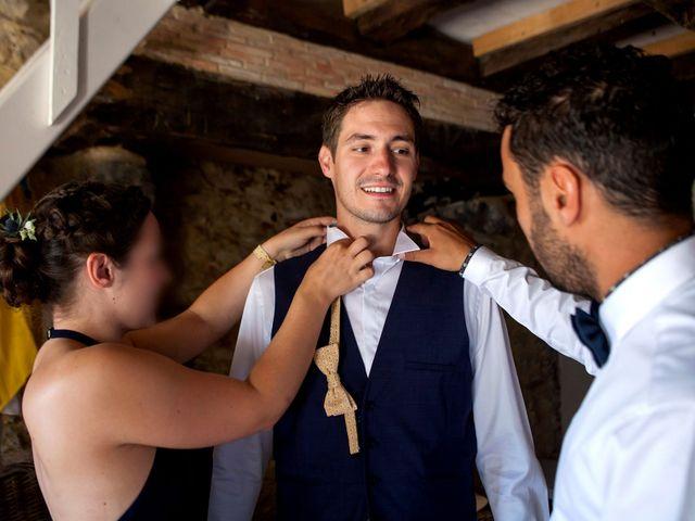 Le mariage de Quentin et Elise à Rochefort-sur-Loire, Maine et Loire 8