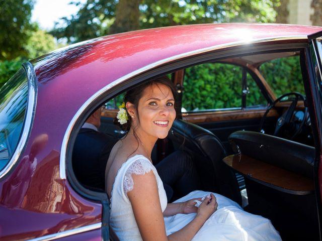 Le mariage de Quentin et Elise à Rochefort-sur-Loire, Maine et Loire 17