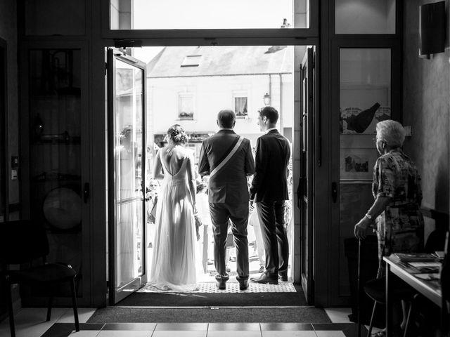 Le mariage de Quentin et Elise à Rochefort-sur-Loire, Maine et Loire 20