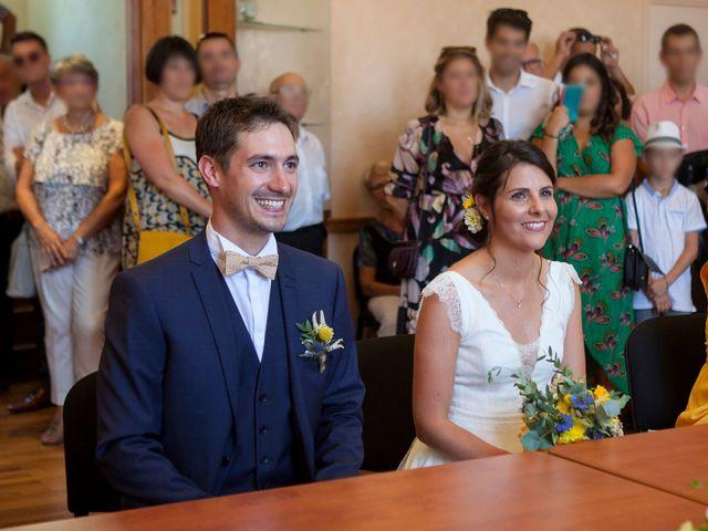 Le mariage de Quentin et Elise à Rochefort-sur-Loire, Maine et Loire 21