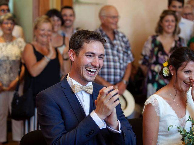 Le mariage de Quentin et Elise à Rochefort-sur-Loire, Maine et Loire 22