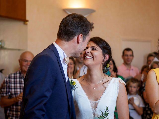 Le mariage de Quentin et Elise à Rochefort-sur-Loire, Maine et Loire 23