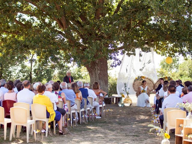 Le mariage de Quentin et Elise à Rochefort-sur-Loire, Maine et Loire 32