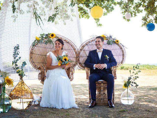 Le mariage de Quentin et Elise à Rochefort-sur-Loire, Maine et Loire 33