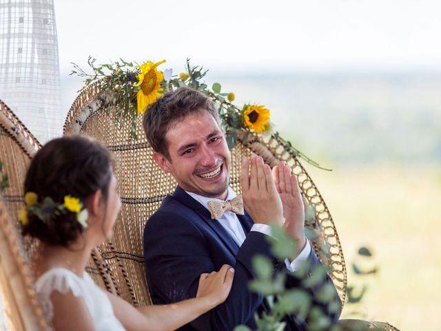 Le mariage de Quentin et Elise à Rochefort-sur-Loire, Maine et Loire 37