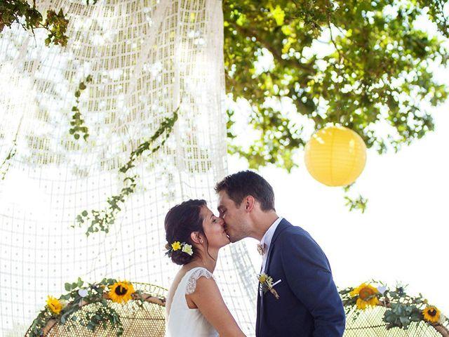 Le mariage de Quentin et Elise à Rochefort-sur-Loire, Maine et Loire 43