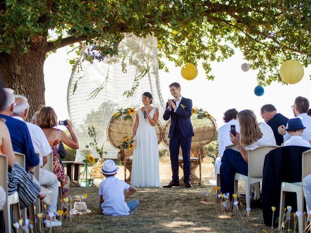 Le mariage de Quentin et Elise à Rochefort-sur-Loire, Maine et Loire 46