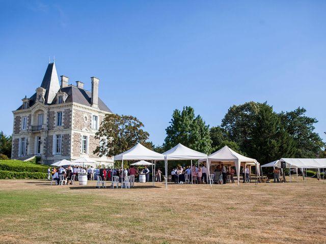 Le mariage de Quentin et Elise à Rochefort-sur-Loire, Maine et Loire 1