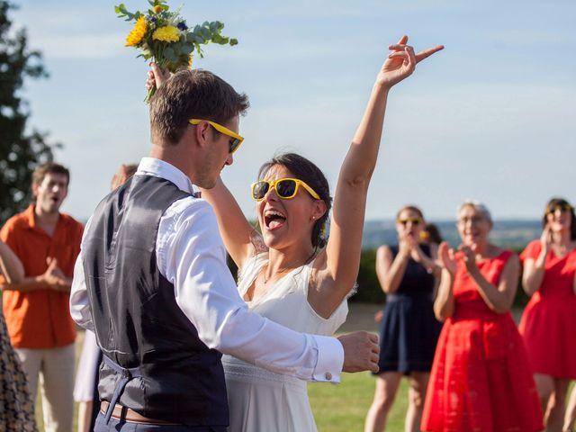 Le mariage de Quentin et Elise à Rochefort-sur-Loire, Maine et Loire 52