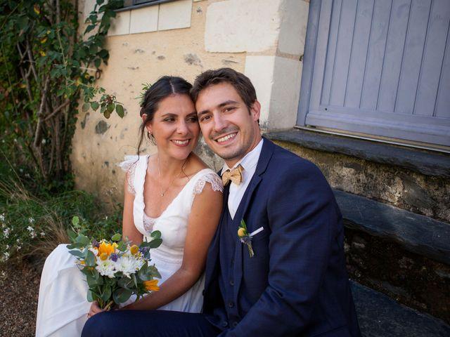 Le mariage de Quentin et Elise à Rochefort-sur-Loire, Maine et Loire 61