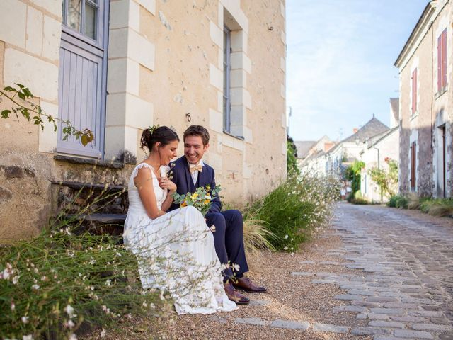 Le mariage de Quentin et Elise à Rochefort-sur-Loire, Maine et Loire 62