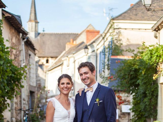 Le mariage de Quentin et Elise à Rochefort-sur-Loire, Maine et Loire 64